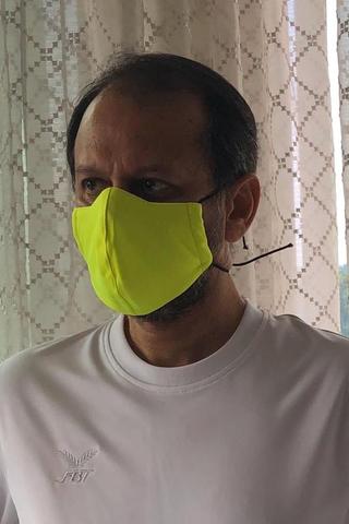 SingaMask Washable Reusable PTFE Face Mask - N95 equivalent